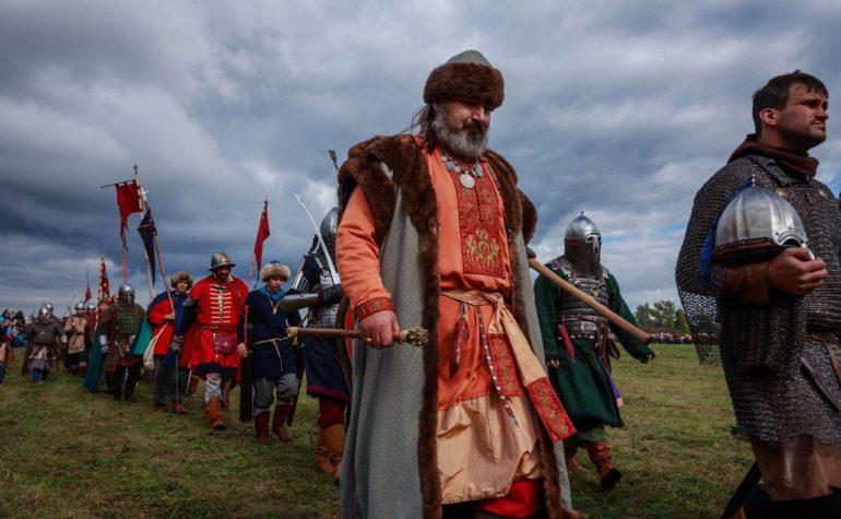 636 годовщина Куликовской Битвы