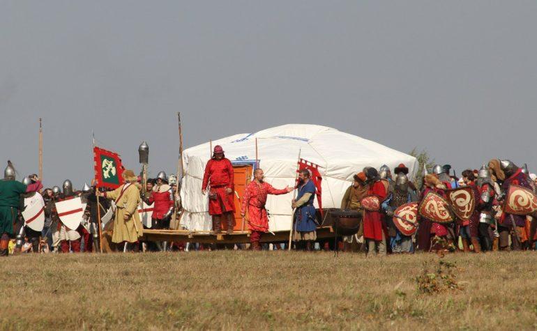 Фестиваль «Куликово поле 2015»