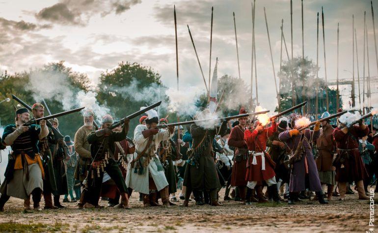 Времена и Эпохи: Пограничная битва