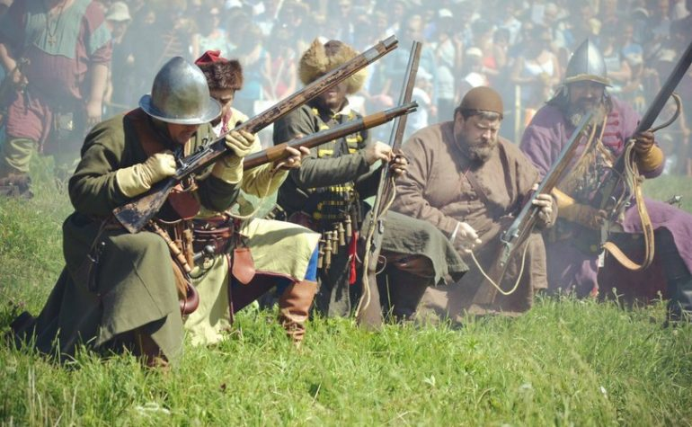 Программа межрегионального военно-исторического фестиваля «Порубежье. Государева служба» 28 апреля — 1 мая 2018 г.