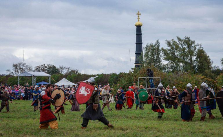 Фестиваль «Куликово поле 2018»